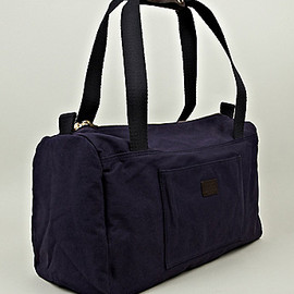 A.P.C. - Holiday Bag in navy