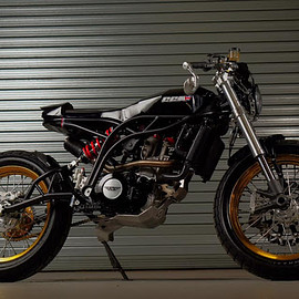 CCM Motorcycles - Spitfire