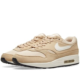 NIKE - AIR MAX 1 - DESERT ORE, SAIL & BLACK