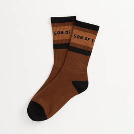 SON OF THE CHEESE - POOLSOX(BROWN)