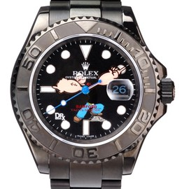 ROLEX - Bamford Watch Department x Dr. Romanelli Popeye