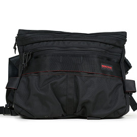 BRIEFING - Dune Shoulder-Black