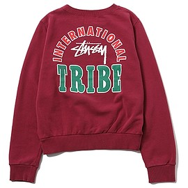 Stussy Women - IST Fleece Crew
