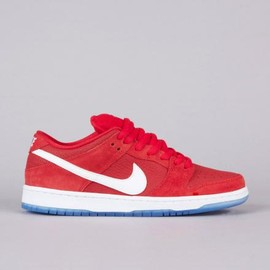 NIKE SB - DUNK LOW PRO CHALLENGE RED/WHITE-UNIVERSITY BLUE
