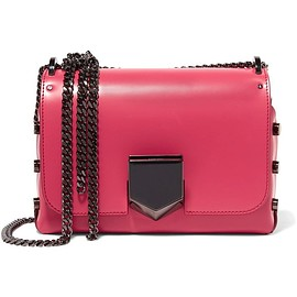 Jimmy Choo - Lockett Petite leather shoulder bag