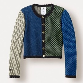 Adidas Opening Ceremony - Patch Cardigan Button Down Sweater