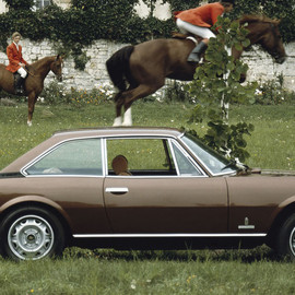 PEUGEOT - 504 COUPE