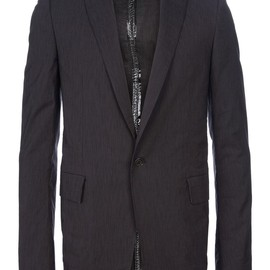 Carol Christian Poell - SINGLE BUTTON SUIT
