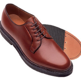 ALDEN - Grain Leather Plain Toe