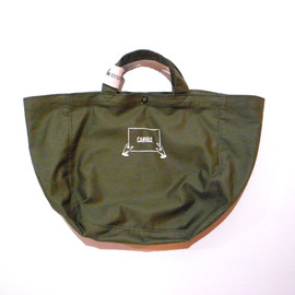 "CANVAS - CANVAS ""ARMY"" LUNCHBAG"