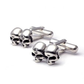 JAM HOME MADE - SKULL CUFF LINKS