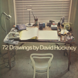 DAVID HOCKNEY - 72 Drawings by David Hockney