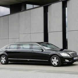 Mercedes-Benz - S600 Pullman Guard