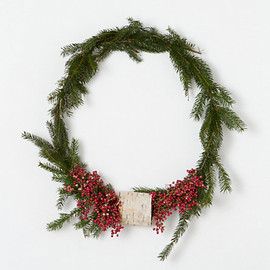 ryan jane co. - pepperberry & birch wreath