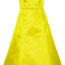JASON WU - Duchesse-satin dress