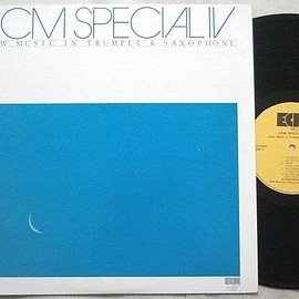 Various Artists - ECM SPECIAL IV: NEW MUSIC IN TRUMPET & SAXOPHONE