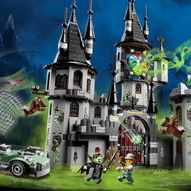 LEGO - Monster Fighters / 9468 Vampyre Castle