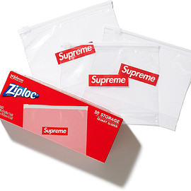 Supreme, SC Johnson - Ziploc - 30 bags