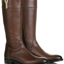 YVES SAINT-LAURENT - Boots