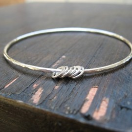 MKJewelryDesign - Minimalist wrist bangle