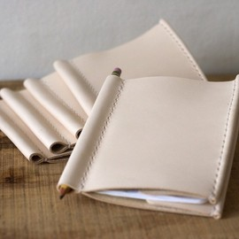 "Corter Leather""Folded Card Wallet"""
