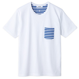 Aloye - Dots & Stripes #15 / Short sleeve t-shirt