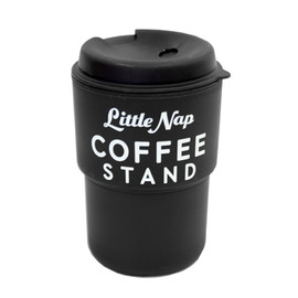 Little Nap COFFEE STAND - RIVERS × Little Nap COFFEE STAND WALLMUG DEMITA / Black