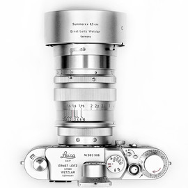 Leica M7 Camera + Lens Carrier