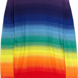 Christopher Kane - rainbow sweater