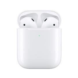 Apple - AirPods with Wireless Charging Case