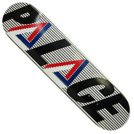 PALACE Skateboards - PALACE DECK TRI LOGO BRIT 8.2