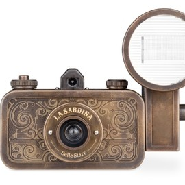 La Sardina Camera & Flash - Cubic