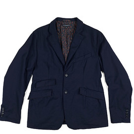ENGINEERED GARMENTS - B2B Jacket-Uniform Sage-Navy