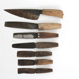NO NAME - Knives for cutting areca palm