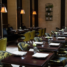 Nomad Hotel New York (Jacques Garcia Design) - Restaurant - Very French Style