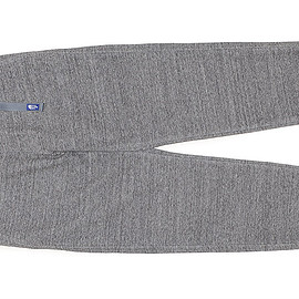 THE NORTH FACE PURPLE LABEL - COOLMAX Mountain Sweat Pant-Mix Gray