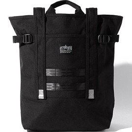 Manhattan Portage - Manhattan Portage BLACK LABEL / CHRYSTIE BACKPACK 1320