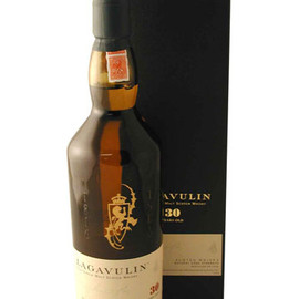 Lagavulin - 30 Years Natural Cask Strength Distilled in 1976