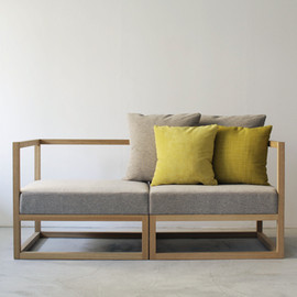 BUILDING fundamental furniture - Module Sofa / モジュールソファ