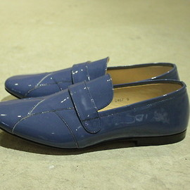 TAKAHIROMIYASHITA The SoloIst. - western cut ballet loafer.