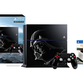 SONY - PlayStation 4 500GB Limited Edition Star Wars Battlefront Console