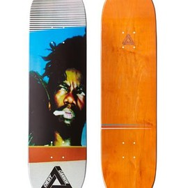 Palace Skateboards - Palace Sizzla Chewy Cannon 8.2 Skateboard Deck