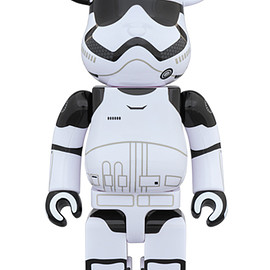 MEDICOM TOY - BE@RBRICK FIRST ORDER STORMTROOPER EXECUTIONER(TM) 400%