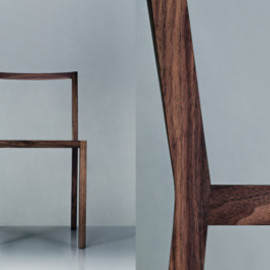 Fabien Baron for Cappellini - Wood Chair