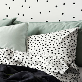 H&M - Spotted duvet cover set