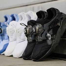 PUMA - SOPHIA CHANG × PUMA TRINOMIC DISC 3COLORS