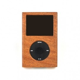LIFE - for iPod Classic 80G6th/120G6.5th/160G6.5th木製カバー