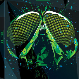 David Cronenberg - The Fly: Limited Edition Comic-Con 2014 Packaging [Blu-Ray]