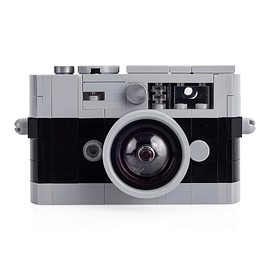 Leica - Toy Rangefinder Model Camera