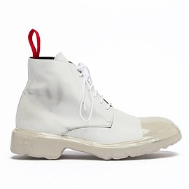 424 - High Top Dipped Boot